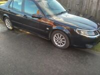 SAAB 9-5 2.0T SE GREAT CONDITION MOT 2/19 FULL SAAB SERVICE HISTORY CHEAP PART EXCHANGE CONSIDERED