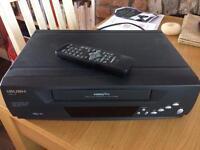 Bush VHS player/recorder