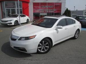 2013 Acura TL Premium, toit, cuir