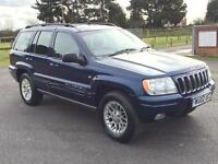 JEEP CHEROKEE - 4.0 V8 - OFF ROADER - GREAT RUNNER - PX WELCOME