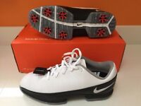 Brand new - Nike Mens Air Zoom Attack Waterproof Golf Shoes - Size 8.5 UK