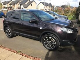 2013 Nissan Qashqai 1.5 dCi [110] N-Tec+ 5dr (Nightshade Black) With Panoramic Glass Roof