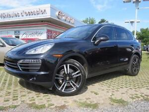 2011 Porsche Cayenne *****S + PANORAMIC ROOF TIRES AT 85% NEW BR