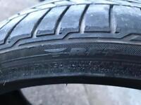 Bridgestone potentate tyres 225 35 19