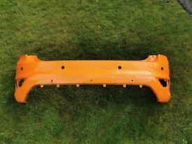 FORD FOCUS ST MK2.5 REAR BUMPER - MAXTON DESIGN SPLITTER AND DIFFUSER - ZUNSPORT GRILLE - NEW