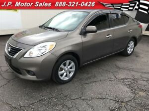 2012 Nissan Versa 1.6 SL, Automatic, Steering Wheel Controls