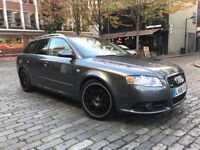 2006 Audi A4 2.0 Tdi S-Line 140 6 Speed Manual Estate 1 Owner From New Beautiful Example