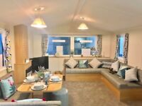 Stunning 2 or 3 bed caravan for sale on the West Coast of Scotland
