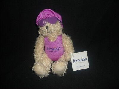 Small Souvenir Teddy Bear Jumeirah Lowndes Hotel