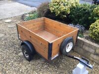 Small Trailer (450 kg)
