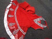 Girls dress asian 7year