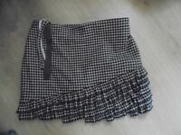 Ted Baker size 2 (approx size 8-10 wool skirt