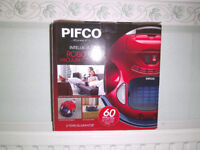 Pifco Robotic Vacuam Cleaner.