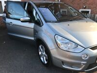 2010 Ford S-max DIESEL ONLY 82k FOR SALE 7 seaters