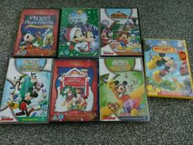 Mickey Mouse DVD's
