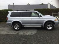 2006 Mitsubishi shogun 2.5 sport excellent jeep full leather cookstown