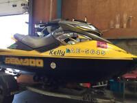Jet Ski Seadoo RXP 215 Supercharged