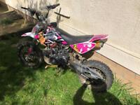 Pit bike 140 cc Motorcross bike