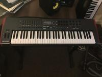 Novation Impulse 61 49 key midi keyboard/controller