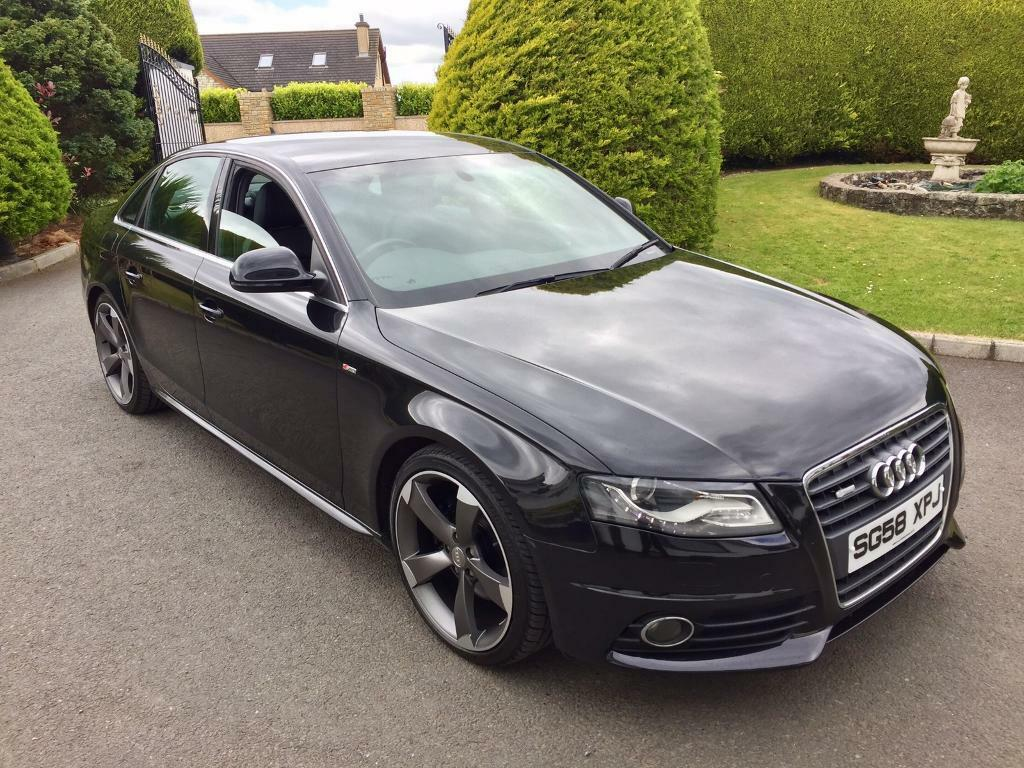 audi a4 2 0 tdi s line 2008 ttrs alloys half leather finnace this from as little as 50 per. Black Bedroom Furniture Sets. Home Design Ideas