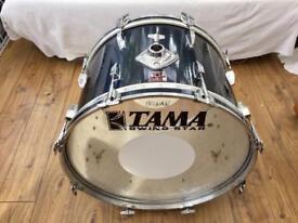 Vintage Tama Swingstar 22x14 Bass Drum