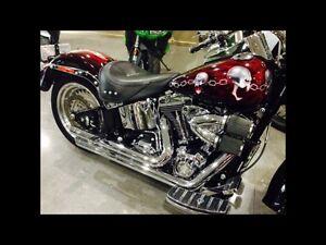 Harley Davidson Fatboy Burns Beach Joondalup Area Preview