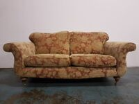 WHITEMEADOW BUCKINGHAM 2 SEATER SOFA & ARMCHAIR LOUNGE SUITE / BRITISH MADE SET DELIVERY AVAILABLE