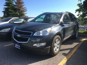 2011 Chevrolet Traverse 1LT Bluetooth One Owner Accident free