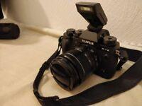 """Fujifilm X series X-T2 MIRROR LESS 24.3MP Compact System digital Camera 4K Ultra HD Wi-Fi 3"""""""