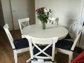 Ingatorp dining table