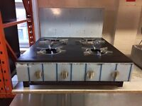 Gas Cooker 4 Burner EN80