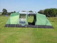 Tent - 6 berth Kampa Watergate 6 only used once