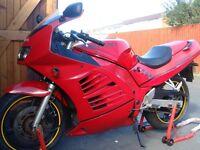 SUZUKI RF 600 1995 LOW MILES !!! LOW MILES !!! Nice Going Bike For Age !!!!!!!!!!!!!!!!..