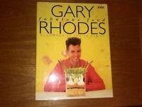 Gary Rhodes ... fabulous food .... JUST 50p