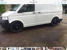06 Vw transporter t5 SWB, for swap merc,Range Rover etc...