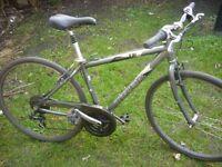 TREK T30 hybrid bike.