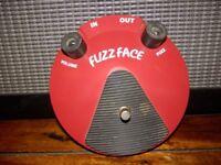 Dunlop Fuzz Face