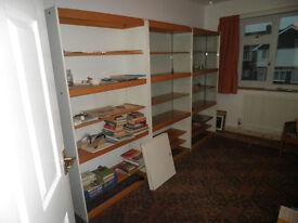 Retro 1970's Conran Modular Selving Unit/Dispay Cabinet