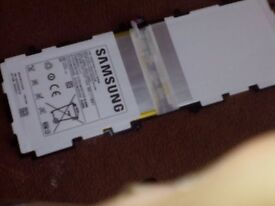 New Samsung Galaxy Tab 10 battery