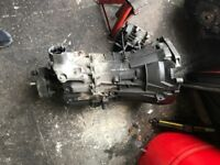 2002-2006 Ford transit 2.4 RWD 6speed Gearbox 137BHP