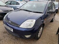 2005 Ford Fiesta 1.25 Zetec Climate with Long MOT