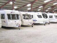 Winter Storage Caravans Motorhomes Classic Cars Tractor Boats etc