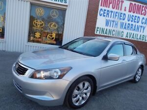 2010 Honda Accord EXL LEATHER SUNROOF ALLOYS