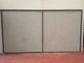 Mesh panels - 2.2m x 1.2m - 200 available