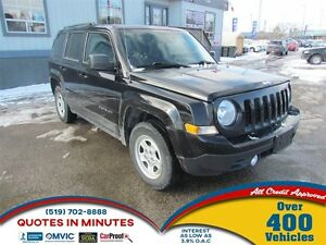 2014 Jeep Patriot North | 4X4 | TOP SELLER