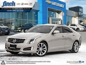 2013 Cadillac ATS 3.6L Performance 3.6|PERFORMANCE|CUE|BOSE S...
