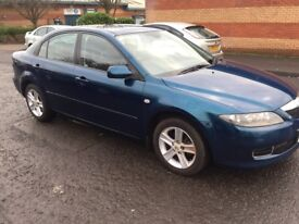 LOW MILEAGE 50K MAZDA 6 2007 FULL YEAR MOT EXCELLENT CONDITION,