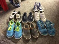 Children's boys shoes size 7-8