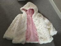 Baby girl 12-18 months coat brand new no tag