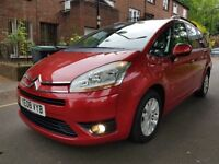 CITROEN PICASSO C4 1.6 DIESEL FULL SERVICE HISTORY LONG MOT PERFECT CONDITION VERY CLEAN IN AND OUT